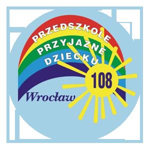 logo przedszkola nr 108