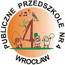 logo przedszkola nr 4