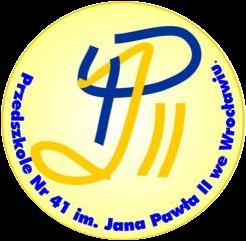 logo przedszkola nr 41
