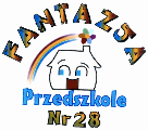 Logo przedszkola nr 28 we Wrocławiu